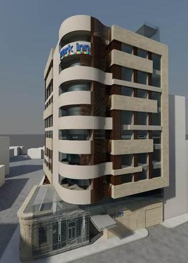 ROSETTI – Park Inn Hotel