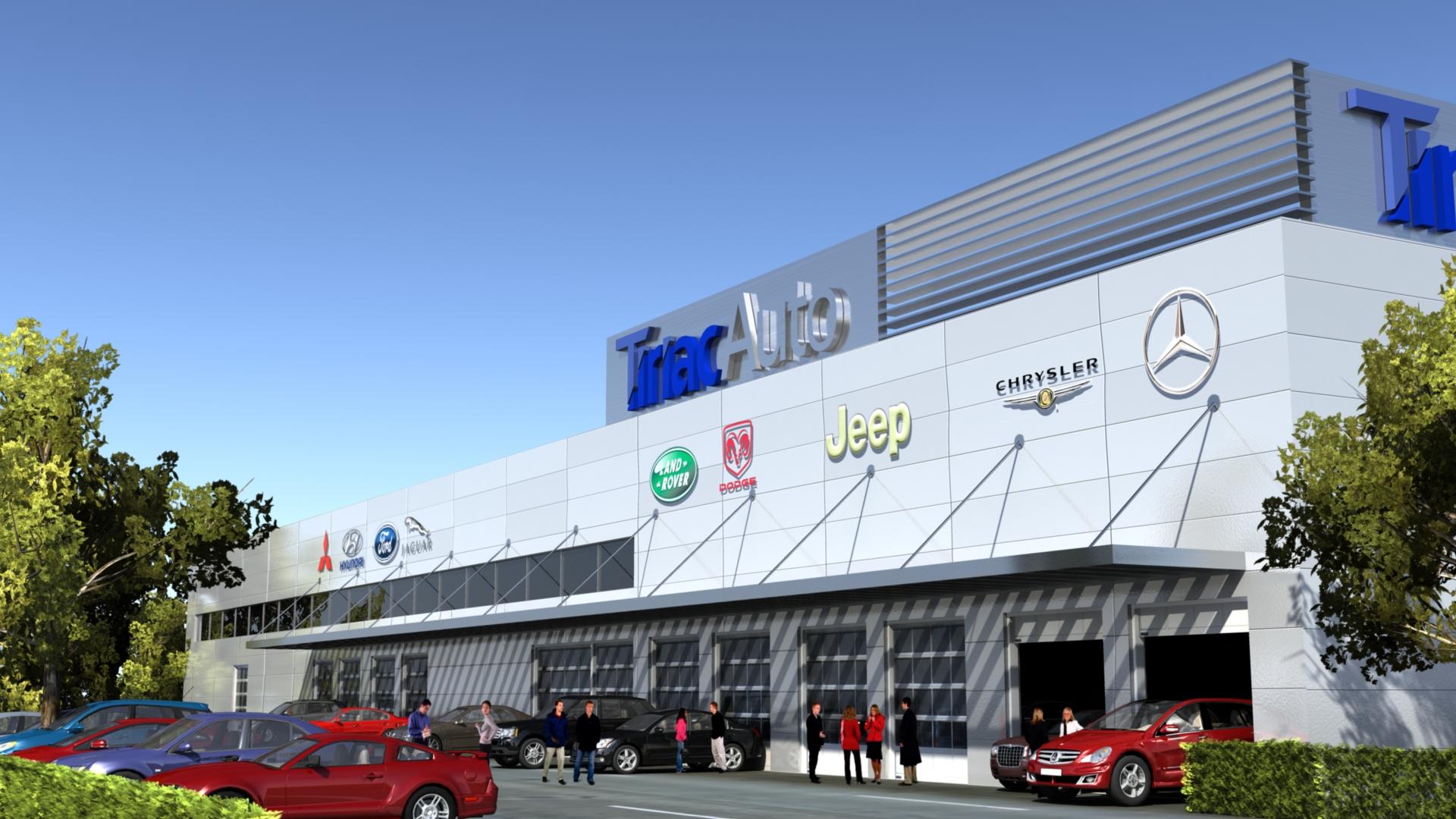 TIRIAC Auto Architectura Group